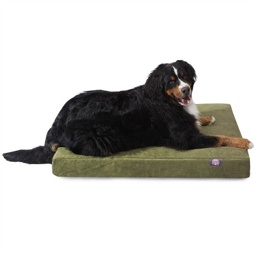 Villa Memory Foam Bed Fern