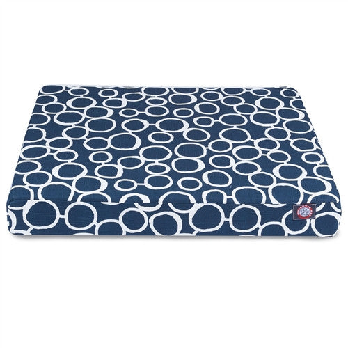 Fusion Memory Foam Bed Navy