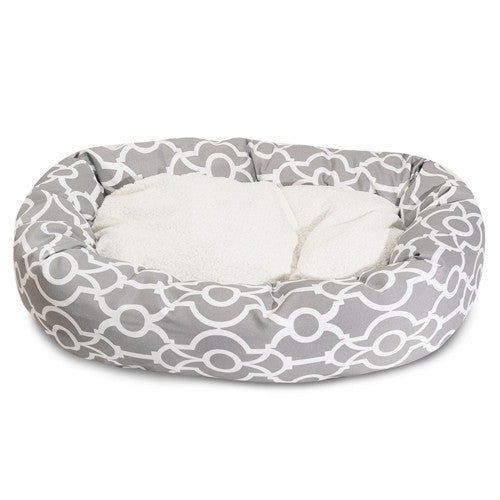Athens & Sherpa Bagel Bed