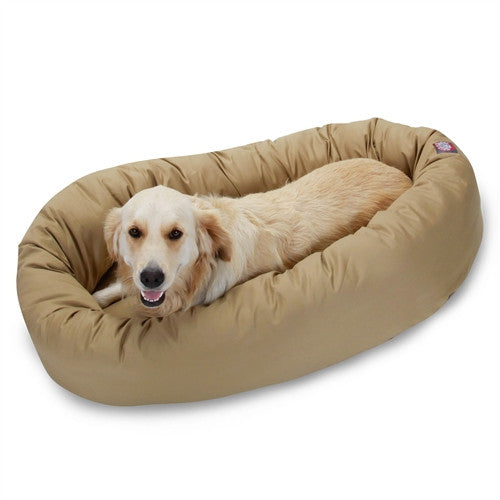 Solids Bagel Bed