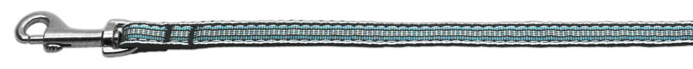 Preppy-Stripes-Nylon-Ribbon-Collars-Light-Blue-White-3-8-wide-4Ft-Lsh