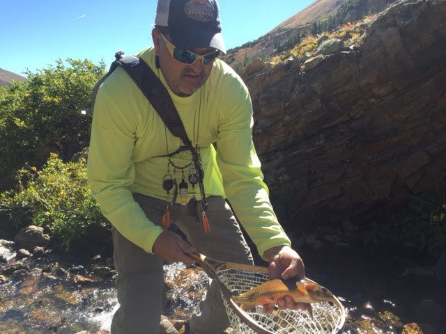 Trout Unlimited Trout Salvage