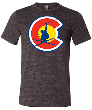 Colorado T Shirt  Ski