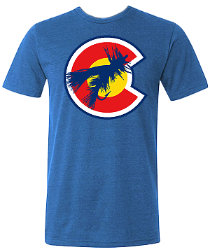 Colorado T Shirt  Fly