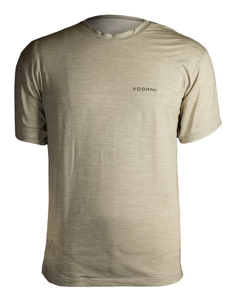 Voormi Men's Short Sleeve Merino Tech T