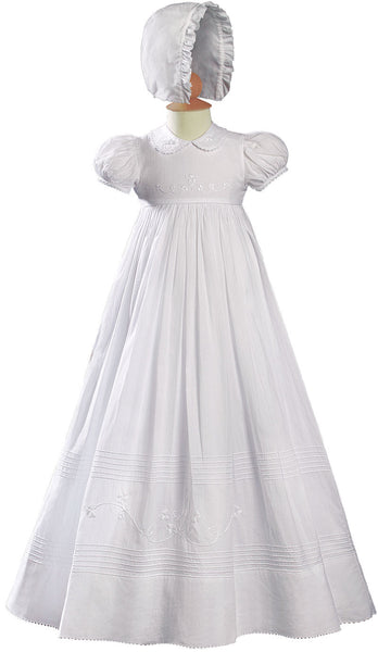 Little Things Mean A Lot - Christening Gowns