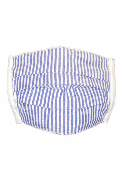 Blue Face Mask - Adult - Package of 5