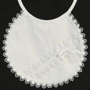 Cotton Laced Bib