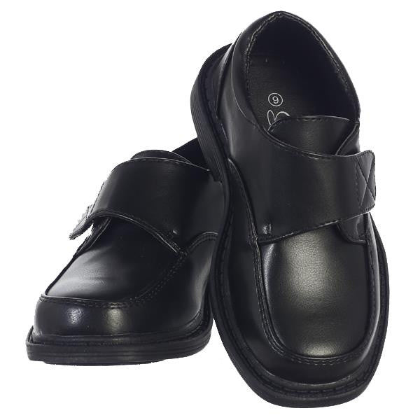 Frank Boys Matte Shoes with Velcro