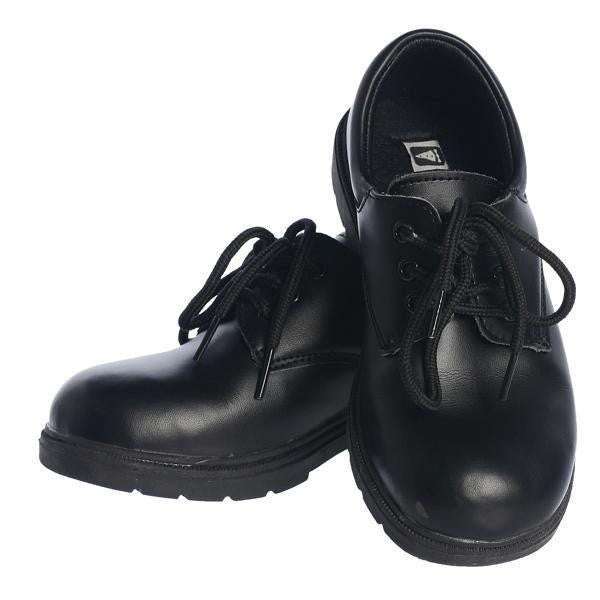 Michael Boys Leather Dress Shoes