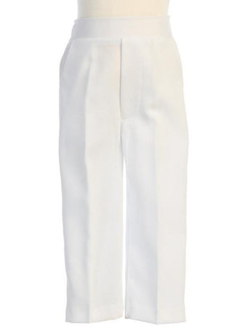 White Dress Slacks