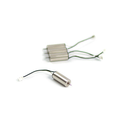 4 x 7 mm DC-motor pack for Crazyflie 2.0