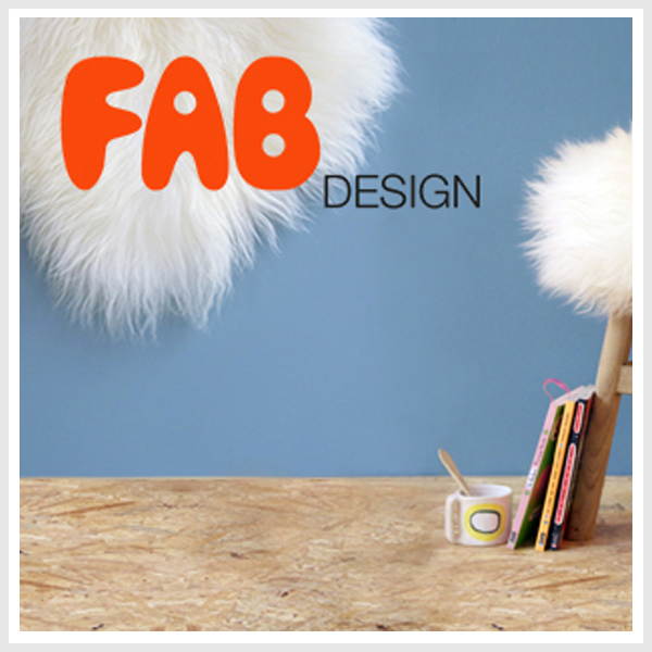 FAB Design: happy, colorful and functional French design!