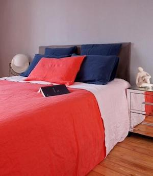 Deren French Linen Bed Sheets