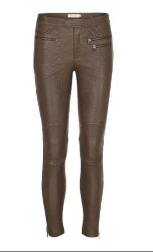 Rabens - Stina Leather pants - ouimillie