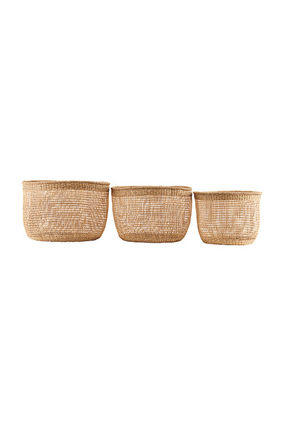 House Doctor - Baskets (Set of 3) - ouimillie
