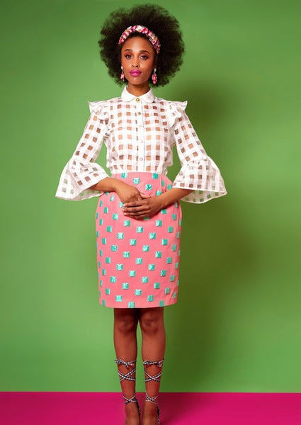 Autumn Adeigbo - Sasha Skirt - ouimillie