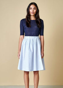 Bellerose - Veliz Skirt: Stripe - ouimillie