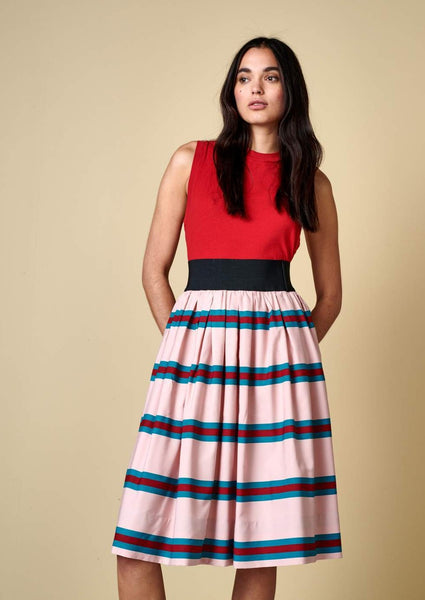 Bellerose - Vuai Skirt: Stripe A - ouimillie