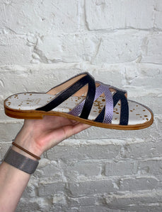 Craie - Journal Sandal: Trio Marine