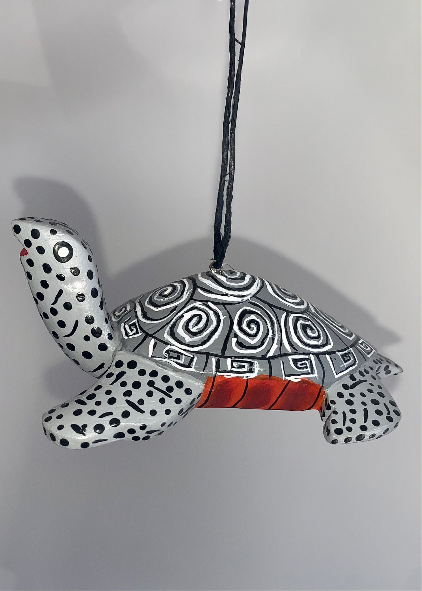 Women of the Cloud Forest - Diamondback Terrapin Turtle Ornament