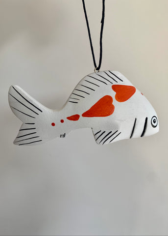 Women of the Cloud Forest - Koi Fish Ornament