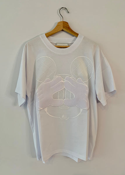 Iceberg - Mickey Mouse T- Shirt: White
