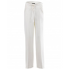 High end white pants by NUE 19.04 called the Phil trousers