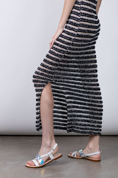 Floriane Fosso, Maeva Knit Dress - ouimillie