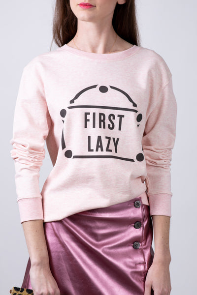Floriane Fosso, First Lazy Sweater - ouimillie