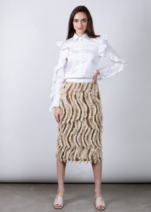 Floriane Fosso, Early Bird Skirt - ouimillie
