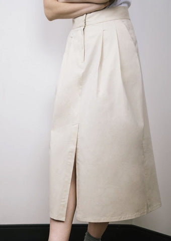Leya - Pleated Skirt