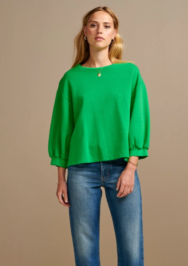 Bellerose - Vow Sweatshirt: Green