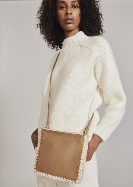 Rachel Comey - Dey Leather Corssbody Bag