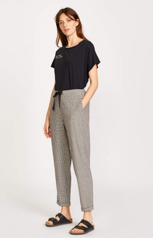 Bellerose - Vael Pants: Check - ouimillie