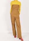 LEYA - Twill Jumpsuit - ouimillie