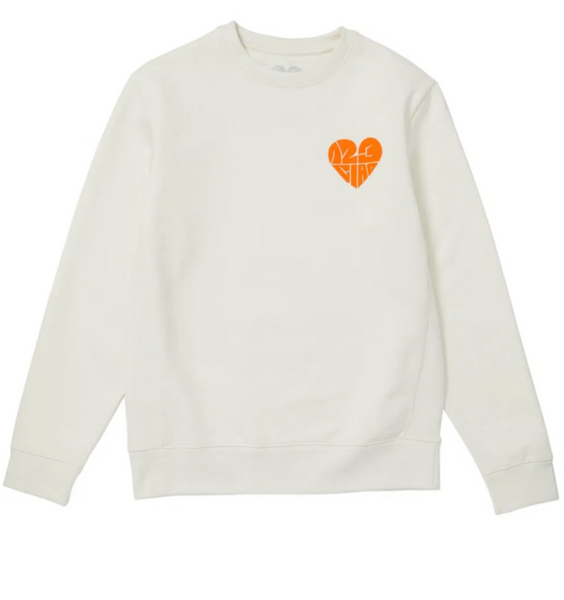 123 Ciao - Cream Soda Crewneck Sweatshirt