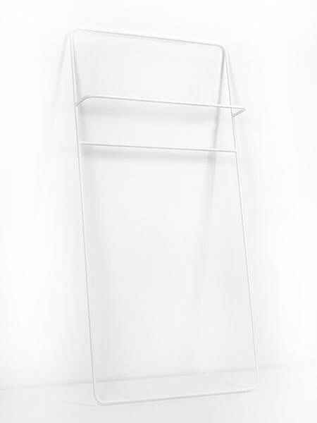 Serax - Towel rack, white