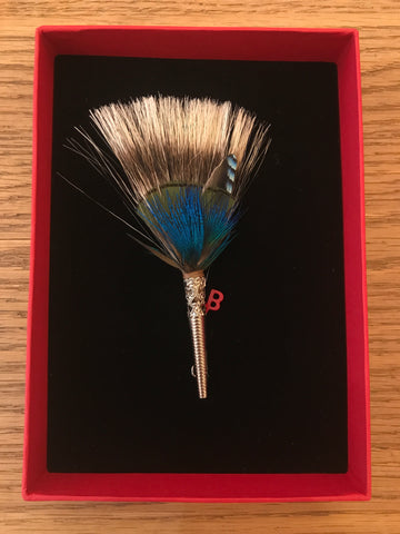 My Bob - Feather Brush Royal Blues - ouimillie