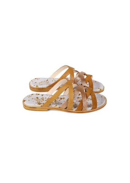Craie - Journal Sandals - ouimillie