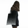 March - Tote Bag black and silver