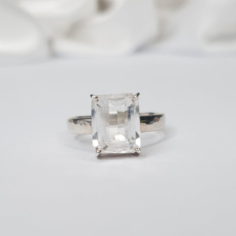 Signature Stone Quartz Ring