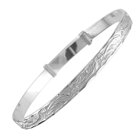 Patterned Baby Bangle