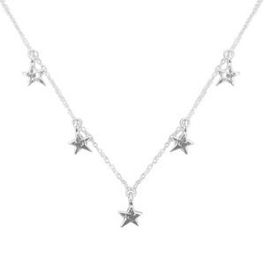 Signature 5 Star Necklace