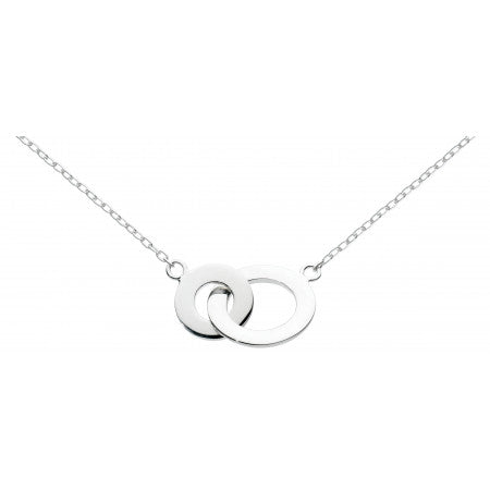 Linking Circles Necklace