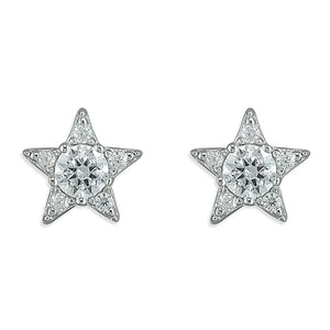 Fancy Star Earrings