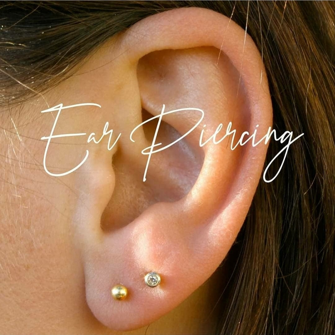 Ear Piercing Appointment