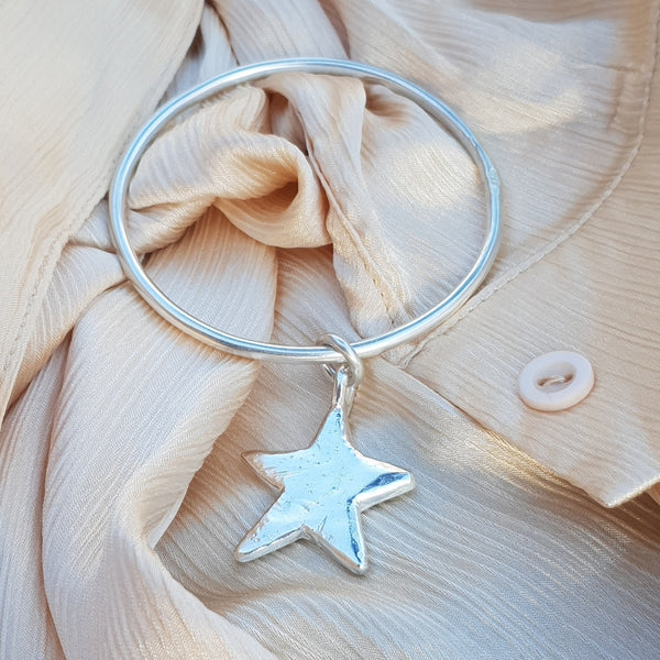 Signature Maxi Star Bangle