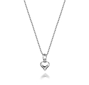 Paris Heart Necklace