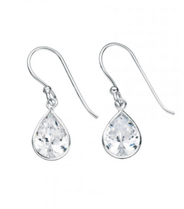 Teardrop Sparkle Earrings
